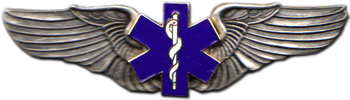 Emergency Field Trauma Specialist Badge